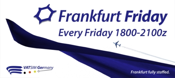 Frankfurt Friday Banner
