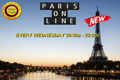 Paris Online Day Banner