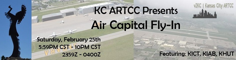 Air Capital Fly In Banner