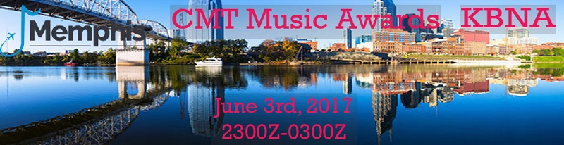 CMT Music Awards Banner