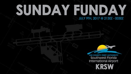 Sunday Funday KRSW Banner