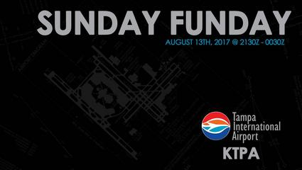 Sunday Funday - Featuring: KTPA Banner