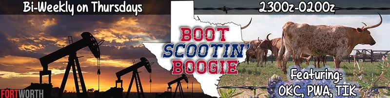 Boot Scootin' Boogie Banner