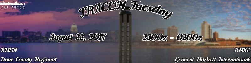 Tracon Tuesday KMKE Banner