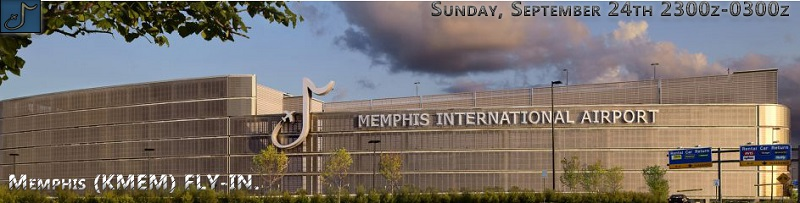 Memphis Sunday Fly-In Banner