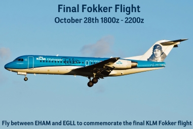 Final Fokker Flight Banner