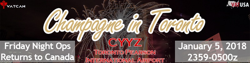 FNO: Champagne in Toronto Banner