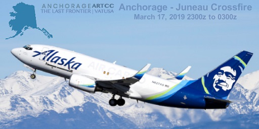 Anchorage - Juneau Crossfire Banner