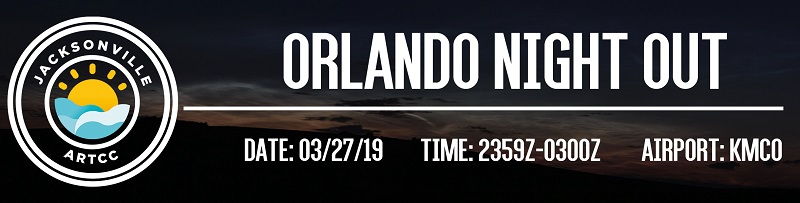 Orlando Night Out Banner
