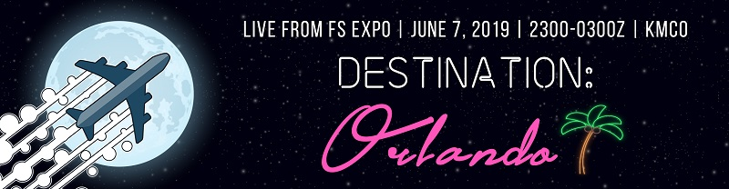 Destination: Orlando (Live from FS Expo) Banner