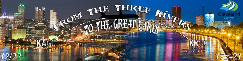 From the Three Rivers to the Great Lakes Banner
