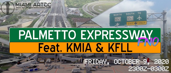 Palmetto Expressway FNO Banner