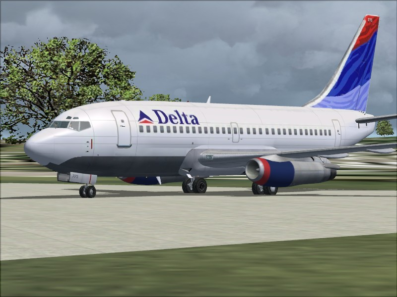 Delta Virtual Airlines Water Cooler - Compleated Aerosim