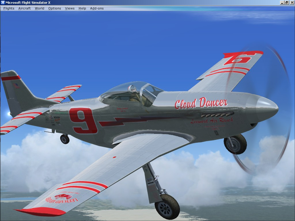 Delta Virtual Airlines Water Cooler - P-51 FSX ACCELERATION