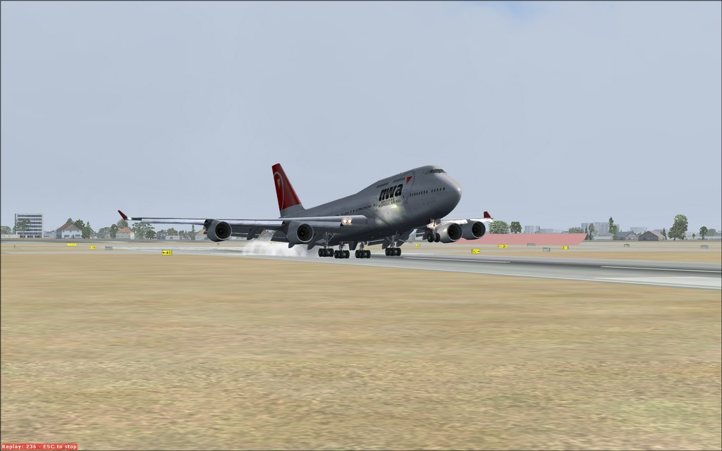 Delta Virtual Airlines Water Cooler - Check Ride is Complete !! 747