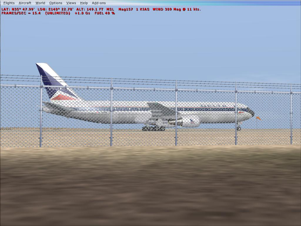 Delta Virtual Airlines Water Cooler - Boeing 767-300ER at RJAA from