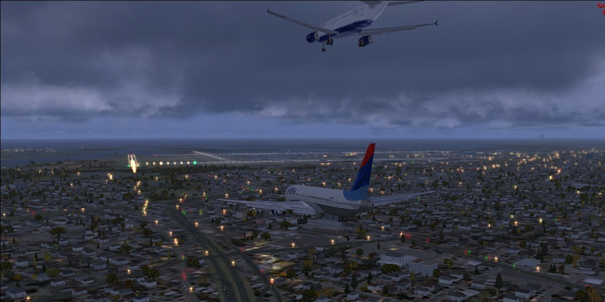 Delta Virtual Airlines Water Cooler - FSX ATC shenanigans