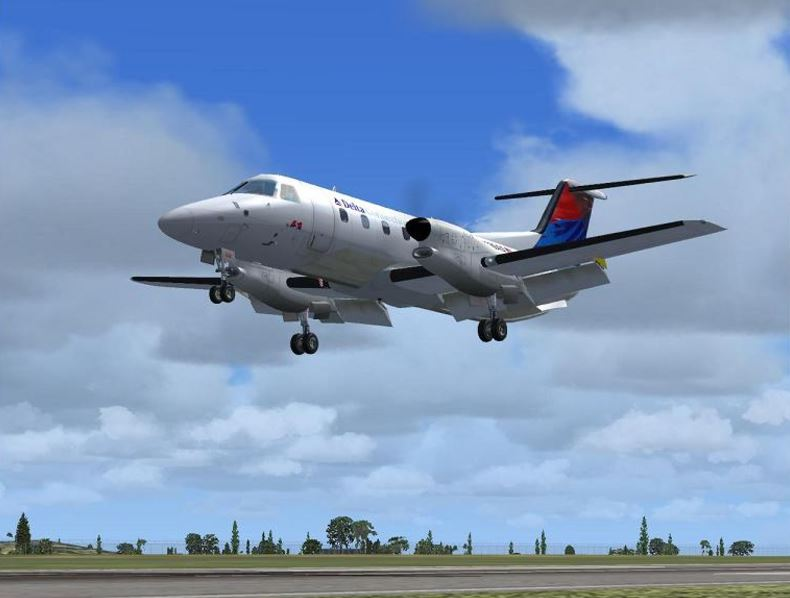 More DVA Historical Year 2000 FL Flights Added