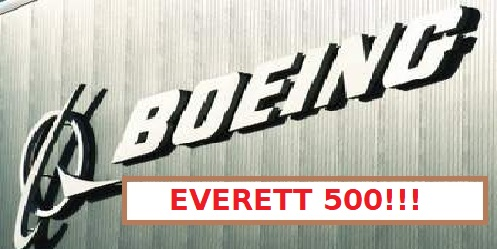 Wesley Kelly has joined the Everett 500 Club!
