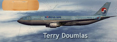 Delta Virtual Airlines Water Cooler - CLS A340-600 released